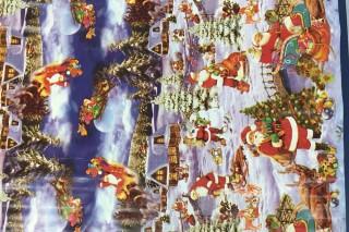 ROLKY MISTRÁL - PVC OBRUSY vianoce 03