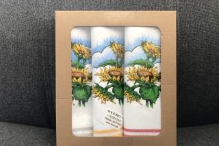 UTIERKY - ROD SLNEČNICE krabička