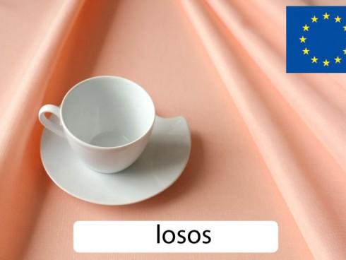 JEDNOFAREBNÝ PROLEN K04 - LOSOS
