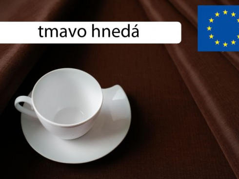 JEDNOFAREBNÝ PROLEN K10 - TMAVOHNEDÝ